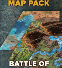 Battletech Map Pack Battle of Tukayyid
