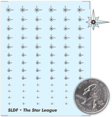 Star League Defense Forces Decals
