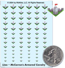 McCarron`s Armored Cavalry Decals