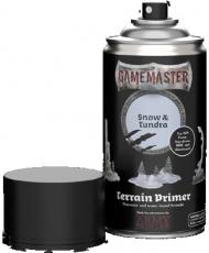 Gamemaster Terrain Primer Snow & Tundra