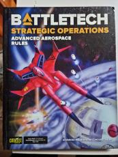 BattleTech: Strategic Operations Advanced Aerospace Rules -B-WARE!!!!