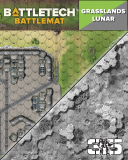 Battletech Battle Mat Grasslands Lunar