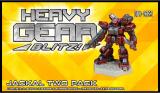 Jakal Heavy Gear (2er pack)