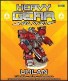 Uhlan Strider Heavy Gear