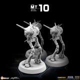 MT10 Robotech Macross Tactical Battlepod (Set of 3)