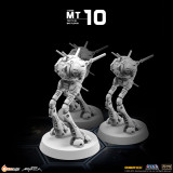 MT10 Robotech Macross Tactical Battlepod (Set of 3)