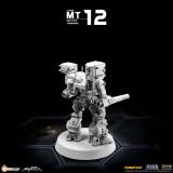 MT12 Robotech Macross Destroid Tomahawk