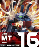 MT16 Macross VF-1S Full Armoured Version