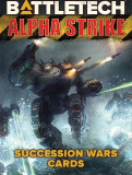 Alpha Strike Succession Wars Cards