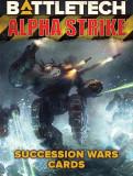 Alpha Strike Succession Wars Cards