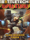 Alpha Strike Clan Invasion Cards