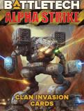 Alpha Strike Clan Invasion Cards