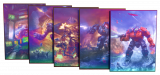 Poster - Summer Puzzle 2020 Collection - Foil Effect