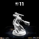 MT11 Robotech Macross Officers Battlepod