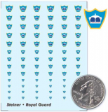 Royal Guards Decals
