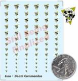 Death Commandos Decals