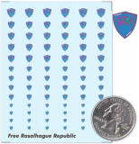 Free Rasalhague Republic Decals