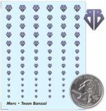 Team Banzai Decals