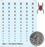 Black Widows Company Decals