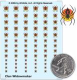 Clan Widowmaker Decals