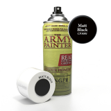 Color Primer - Matt Black 400 ml