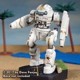FLS-8K - Flashman (Resculpt)