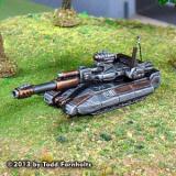 Rommel Tank Howitzer (2 Stück)