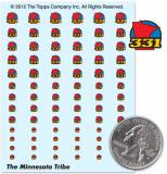 Minnesota Tribe Decals