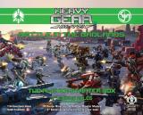 Heavy Gear Blitz - 2 Player Starter - Battle in the Badlands