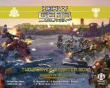 Heavy Gear Blitz - War for Terra Nova - Two Player Starter Box