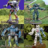 Kurita Heavy Lance Pack (mit Medallion!)