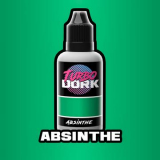 Acrylfarbe Absinthe Metallic (20 ml)