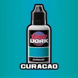 Acrylfarbe Curacao Metallic (20 ml)