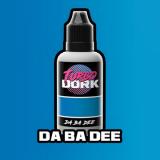 Acrylfarbe Da Ba Dee Metallic (20 ml)