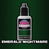 Acrylfarbe Emeral Nightmare Metallic (20 ml)